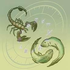 Fische Skorpion Beziehungen In Liebe Beruf Familie