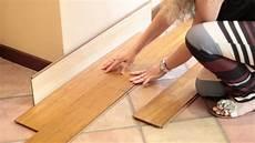 pavimenti in legno fai da te posa parquet in bamboo sistema fai da te