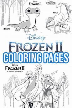 Frozen Malvorlagen Quiz Free Printable Frozen 2 Coloring Pages And Activities