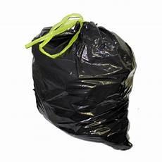 sacs poubelle liens coulissants 30l par 200 rubex pharma