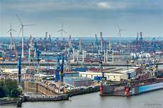 Harbor Elbe River Hamburg Germany 171 Capture