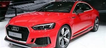 2018 Audi RS5 More Agressive Design  Price Release Date