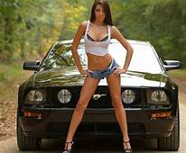 Sexy Girls Getting Wet 'n Wild At The Car Wash 44 Pics