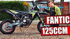 fantic performance 125 ccm supermoto motorrad test