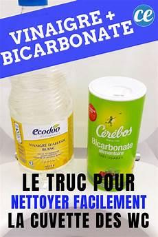 Bicarbonate Vinaigre Blanc Le Meilleur Nettoyant Pour