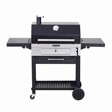 Kitchenaid Bbq Grill Home Depot by Kitchenaid Cart Style Charcoal Grill In Black 810 0021