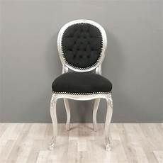chaise baroque noir chaise baroque de style louis xv chaises baroques