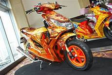 Modifikasi Airbrush by Modifikasi Airbrush Honda Beat Modifikasi Motor Sport