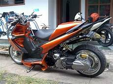 Skywave Modif by Modification Suzuki Skywave Low Rider Matic Custom Bike