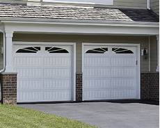 4 Garage Doors by Prodoor Manufacturing Carriage Collection Residential