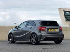 mercedes a 250 sport a 250 4matic reviewed by auto express autoevolution