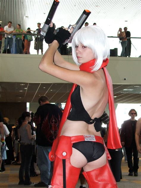 Nsfw Cosplay
