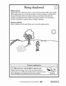 grade 5 science worksheets light 12290 1st grade 2nd grade kindergarten science worksheets being shadowed science worksheets