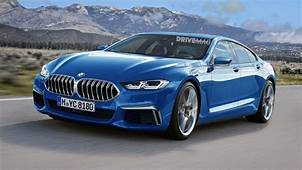 We Imagine The 2019 BMW 8 Series Gran Coup&233 And