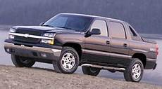 car engine manuals 2002 chevrolet avalanche electronic valve timing 2004 chevrolet avalanche specifications car specs auto123