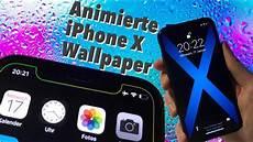 iphone x wallpaper drive neue animierte iphone x wallpaper ohne jailbreak