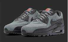 grey suede nike air max 90 essential arriving for fall