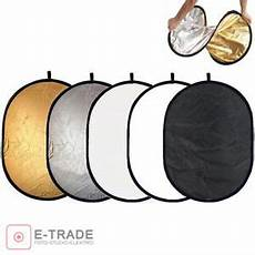 60x90cm Collapsible Photography Reflector Studio by 60x90cm 5in1 Multi Photo Disc Collapsible Light