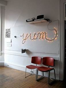 wall decor string lights how you can use string lights to make your bedroom dreamy