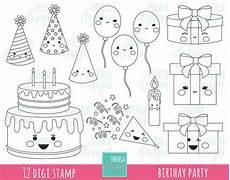 Kawaii Ausmalbilder Zum Ausdrucken Kostenlos 50 Sale Birthday Digital St Digi St