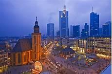 Katherines Church Frankfurt City Centre Photo