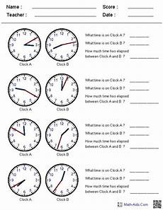 telling time free worksheets for grade 1 3566 truly free printable math worksheets for all concept areas telling time and subtraction
