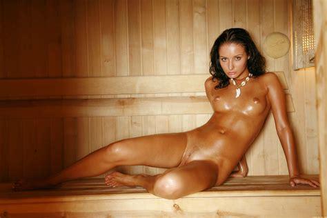 Hot Nude Sauna