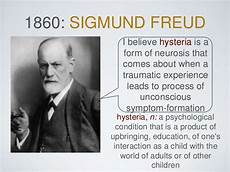 sigmund freud introduced a form of psychotherapy known as hysteria