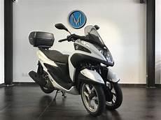 vente de scooter 3 roues yamaha tricity 125 blanc d