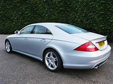 Cls 55 Amg - 2006 mercedes cls 55 amg aston hill limited