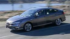 2018 honda clarity review this midsize in hybrid