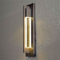 hubbardton forge axis medium outdoor wall sconce modern outdoor lighting by ylighting