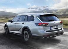 2018 Opel Insignia Country Tourer Wagon Debuts Coming To