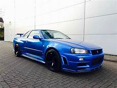 used nissan skyline r34 2 6 gtr for sale in herts