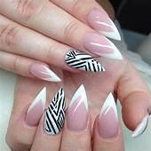 1000  Images About Stiletto Nails Nail Trends Art