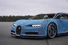 lego bugatti chiron lego built a drivable bugatti chiron with 1 million