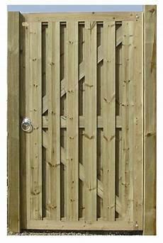 porte de jardin en bois porte jardin bois