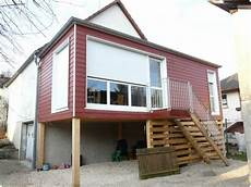 veranda sur pilotis veranda bois sur pilotis veranda styledevie fr