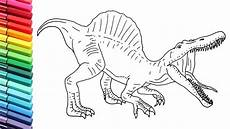 how to draw dinosaurs for children drawing and coloring