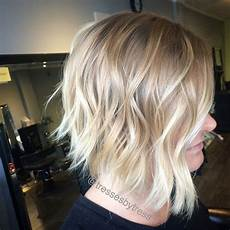 Platinum Baby Ombre Balayage On A Inverted