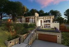 Haus Hanglage Modern - modern hillside homes plans modern house