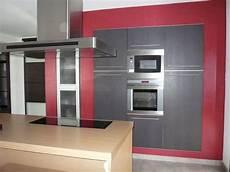 cuisine intégrée bois cuisine meuble d angle pour cuisine am 195 169 nagement design