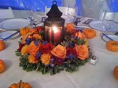 fall wedding centerpieces with lanterns give us light but