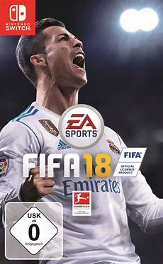 nintendo switch fifa 18 spiel real