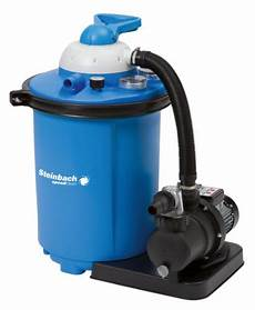 steinbach pool filter speed clean comfort 75 test