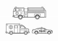 file emergency vehicle colouring page svg wikimedia commons