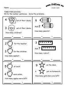 addition word problem worksheets for kindergarten 11338 bonuswork daniellelmarino2