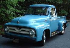 find used 1955 v8 ford f 100 truck unrestored all