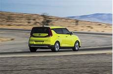 2020 kia soul ev top speed