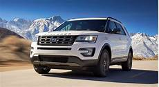 2017 ford explorer configurations 2017 ford explorer xlt sport pack is high impact styling